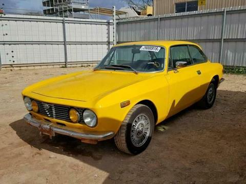 1974 Alfa Romeo GTV6 for sale in Cadillac, MI