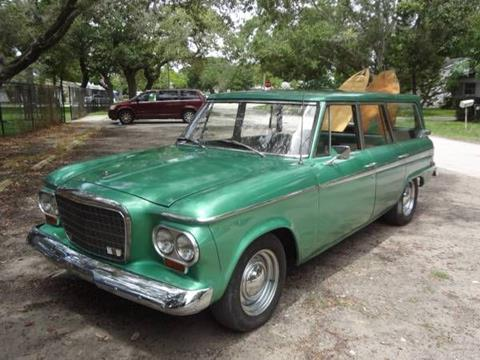 1963 Studebaker Lark for sale in Cadillac, MI