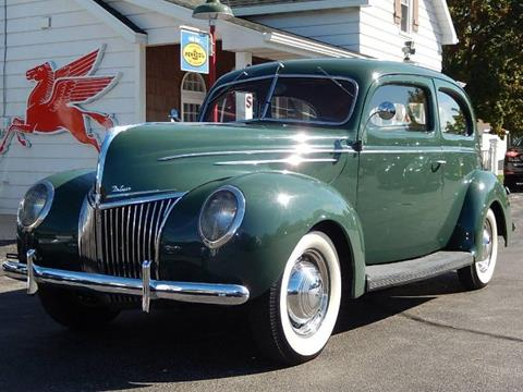 1939 Ford Deluxe for sale in Cadillac, MI