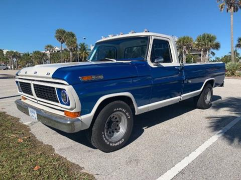Used 1970 Ford F 100 For Sale In Maine Carsforsale Com