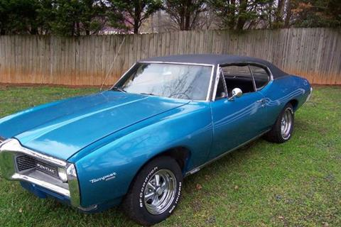 1968 Pontiac Tempest for sale in Cadillac, MI