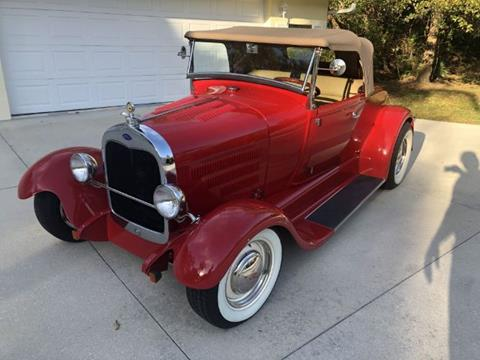 1929 Ford Cabriolet  for sale in Cadillac, MI