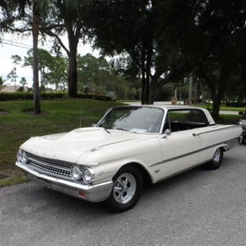 1961 Ford Galaxie for sale in Cadillac, MI