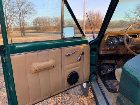 1980 Jeep J-10 Pickup