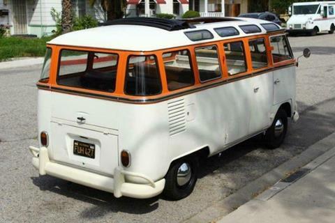 1965 Volkswagen Vanagon