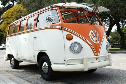 1965 Volkswagen Vanagon for sale in Cadillac, MI