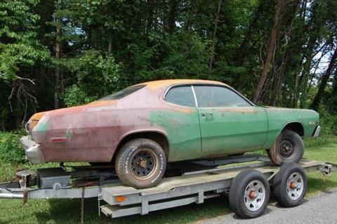 1974 Dodge Dart for sale in Cadillac, MI