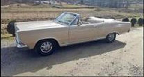 1966 Ford Fairlane for sale in Cadillac, MI