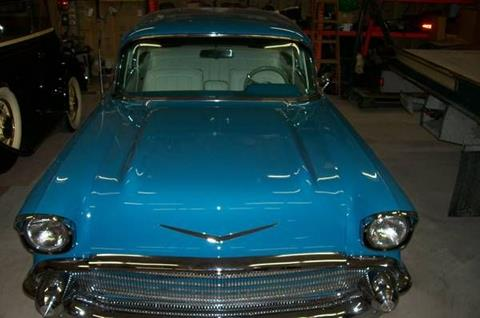 1957 Chevrolet Street Rod for sale in Cadillac, MI