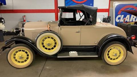 1980 Ford Model A for sale in Cadillac, MI