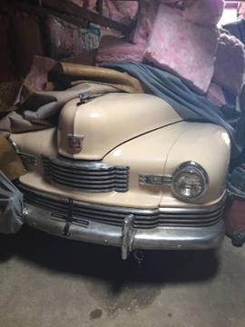 1948 Nash Ambassador for sale in Cadillac, MI
