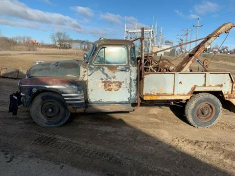 1954 GMC C/K 1500 Series for sale in Cadillac, MI