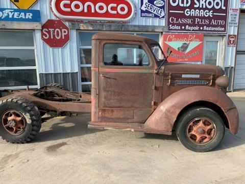 1937 Diamond-T Pickup for sale in Cadillac, MI