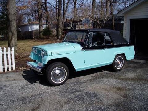 Jeep Commando For Sale >> 1967 Jeep Commando For Sale In Cadillac Mi