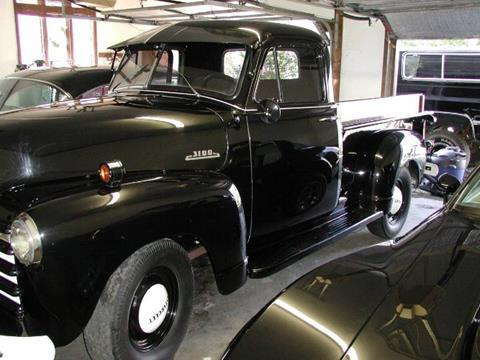 1953 Chevrolet 3100 for sale in Cadillac, MI