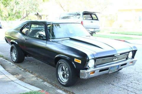 1972 Chevrolet Nova for sale in Cadillac, MI