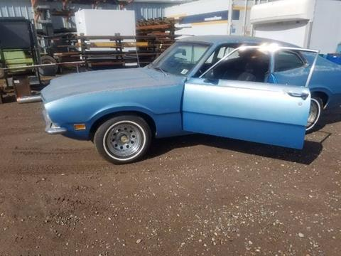 1970 Ford Maverick for sale in Cadillac, MI
