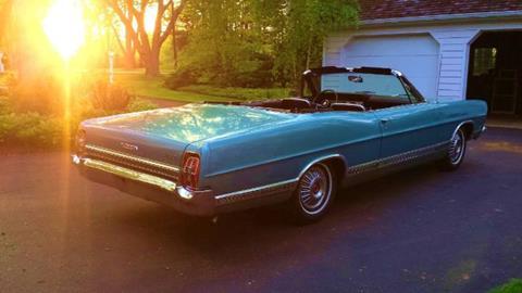 1967 Ford Galaxie for sale in Cadillac, MI