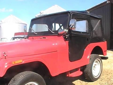 1973 Jeep CJ-7 for sale in Cadillac, MI
