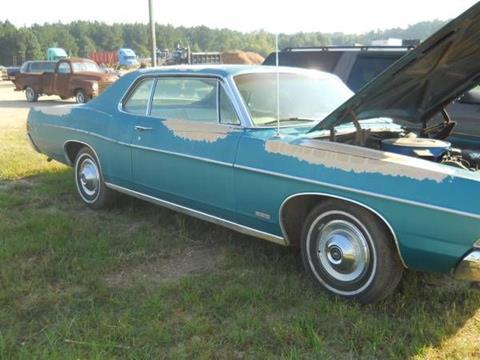 1968 Ford Galaxie for sale in Cadillac, MI