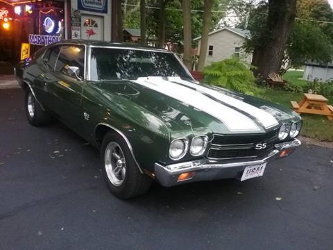 1970 Chevrolet Chevelle for sale in Cadillac, MI