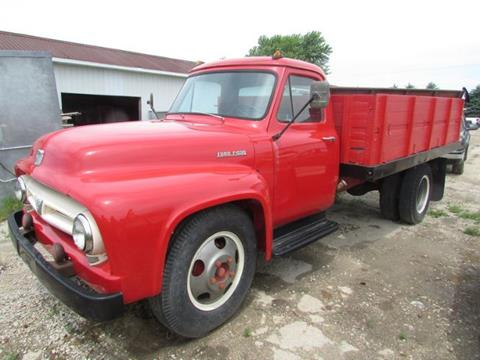 1953 Ford F-600 for sale in Cadillac, MI