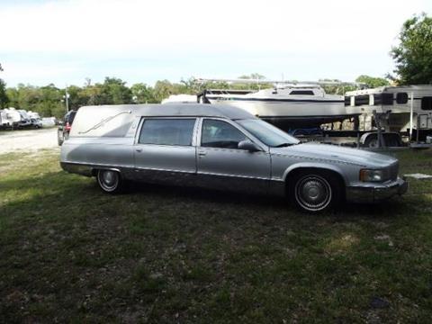 1996 Cadillac Fleetwood for sale in Cadillac, MI