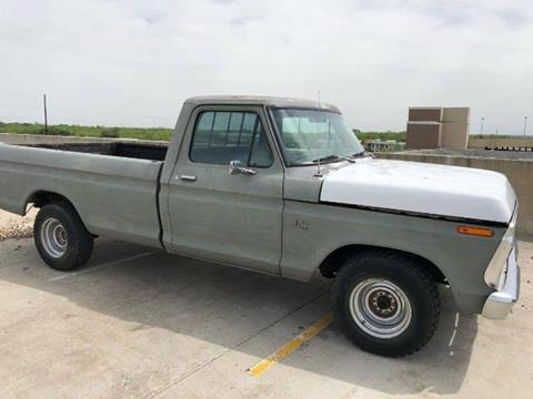 1975 Ford F-150 for sale in Cadillac, MI