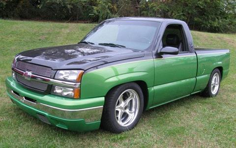 2008 Chevrolet Silverado 1500 SS Classic for sale in Cadillac, MI