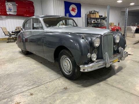 1956 Jaguar Mark VIII for sale in Cadillac, MI
