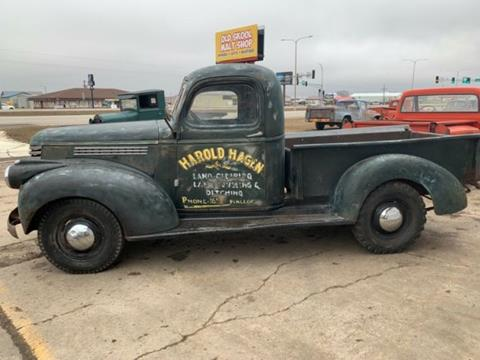 1946 Chevy Truck For Sale >> 1946 Chevrolet 3100 For Sale In Cadillac Mi