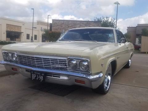 1966 Chevrolet Impala for sale in Cadillac, MI