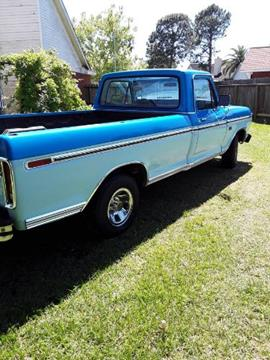 1976 Ford F-150 for sale in Cadillac, MI