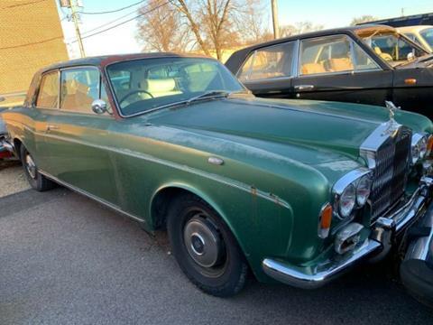 1967 Rolls-Royce Silver Shadow for sale in Cadillac, MI