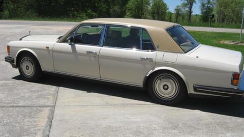 1988 Rolls-Royce Silver Spur for sale in Cadillac, MI