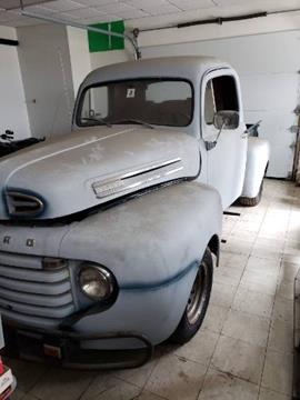 1949 Ford F-100 for sale in Cadillac, MI