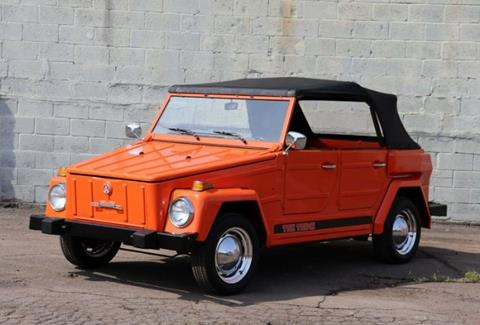 1974 Volkswagen Thing for sale in Cadillac, MI
