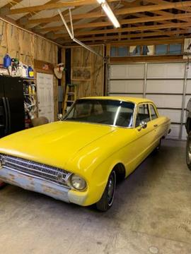 1960 Ford Falcon for sale in Cadillac, MI