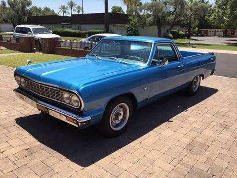 1964 Chevrolet El Camino for sale in Cadillac, MI