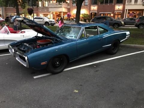 1970 Dodge Super Bee for sale in Cadillac, MI