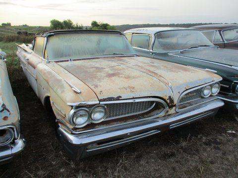 1959 Pontiac Catalina for sale in Cadillac, MI