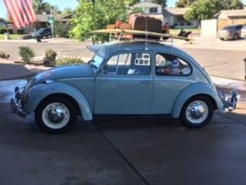1966 Volkswagen Beetle for sale in Cadillac, MI