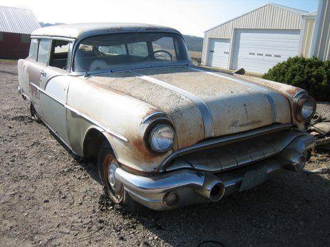 1956 Pontiac Chieftain for sale in Cadillac, MI