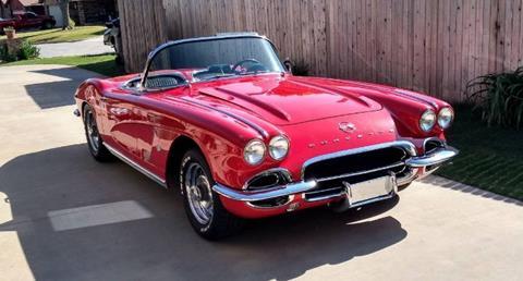 1962 Chevrolet Corvette For Sale In Cadillac Mi