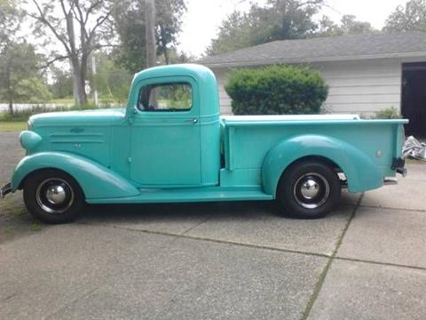 1937 Chevrolet Street Rod for sale in Cadillac, MI