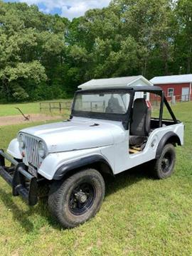 1962 Jeep CJ-5 for sale in Cadillac, MI