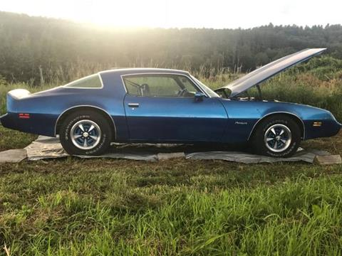 1981 Pontiac Firebird for sale in Cadillac, MI