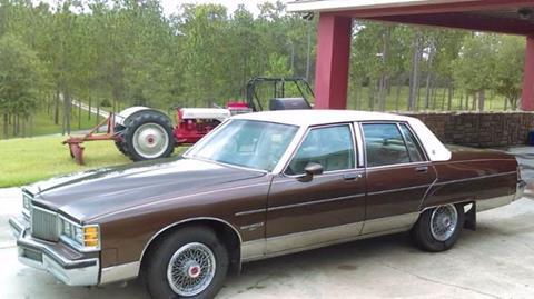1981 Pontiac Bonneville for sale in Cadillac, MI