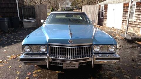 Cadillac Fleetwood For Sale >> 1973 Cadillac Fleetwood For Sale In Cadillac Mi