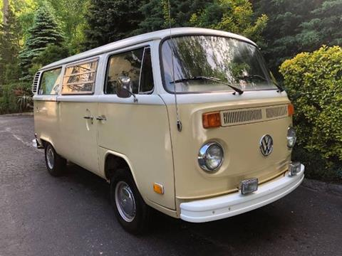 1974 Volkswagen Vanagon for sale in Cadillac, MI
